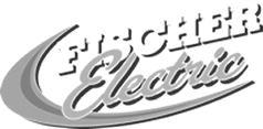 Fischer Electric grayscale logo