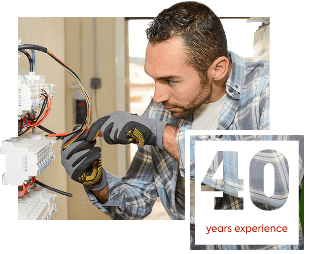 Fischer 40 years of experience